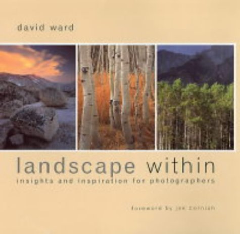 david ward - landscape within - book cover