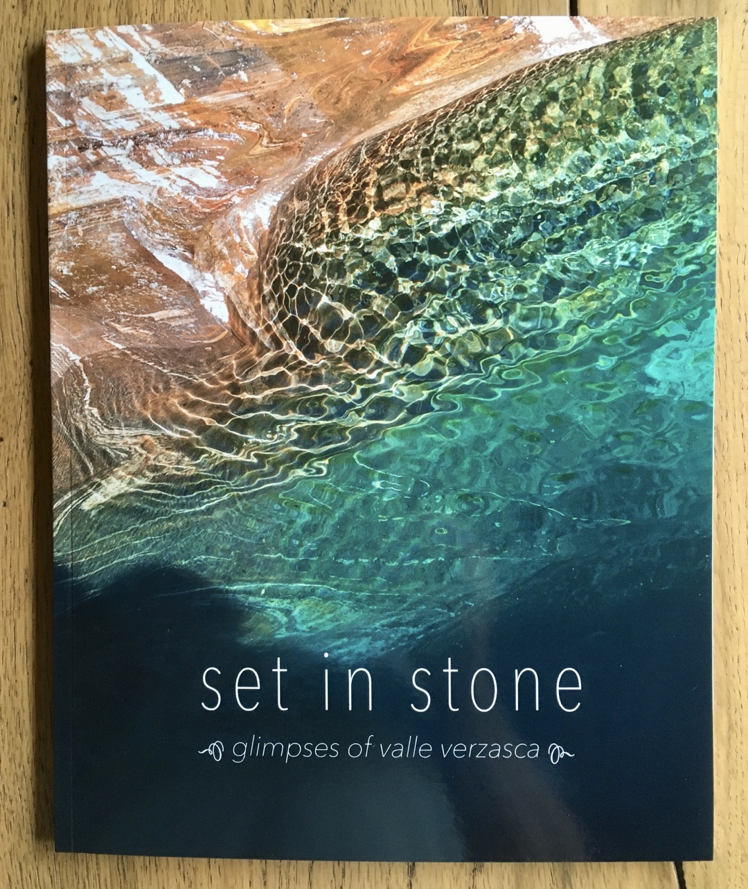 Set in Stone front cover