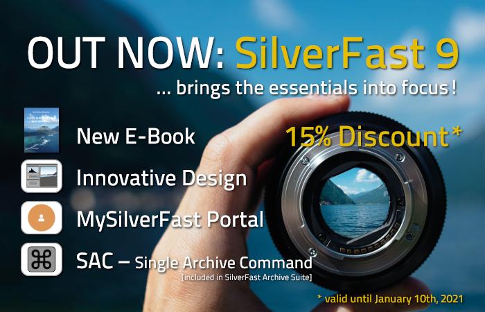 Banner silverfast9 newsletter en