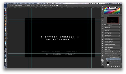 Photoshop workflow part 1 mingthein com m4v